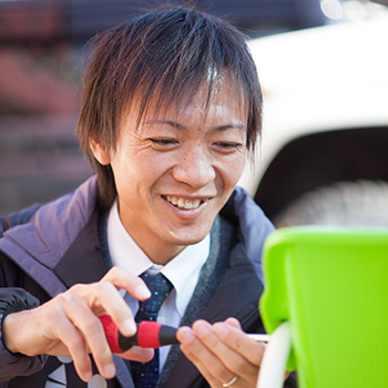 フレーベル熊本スタッフ福田